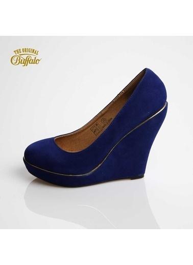 Buffalo Ayakkabı Mavi